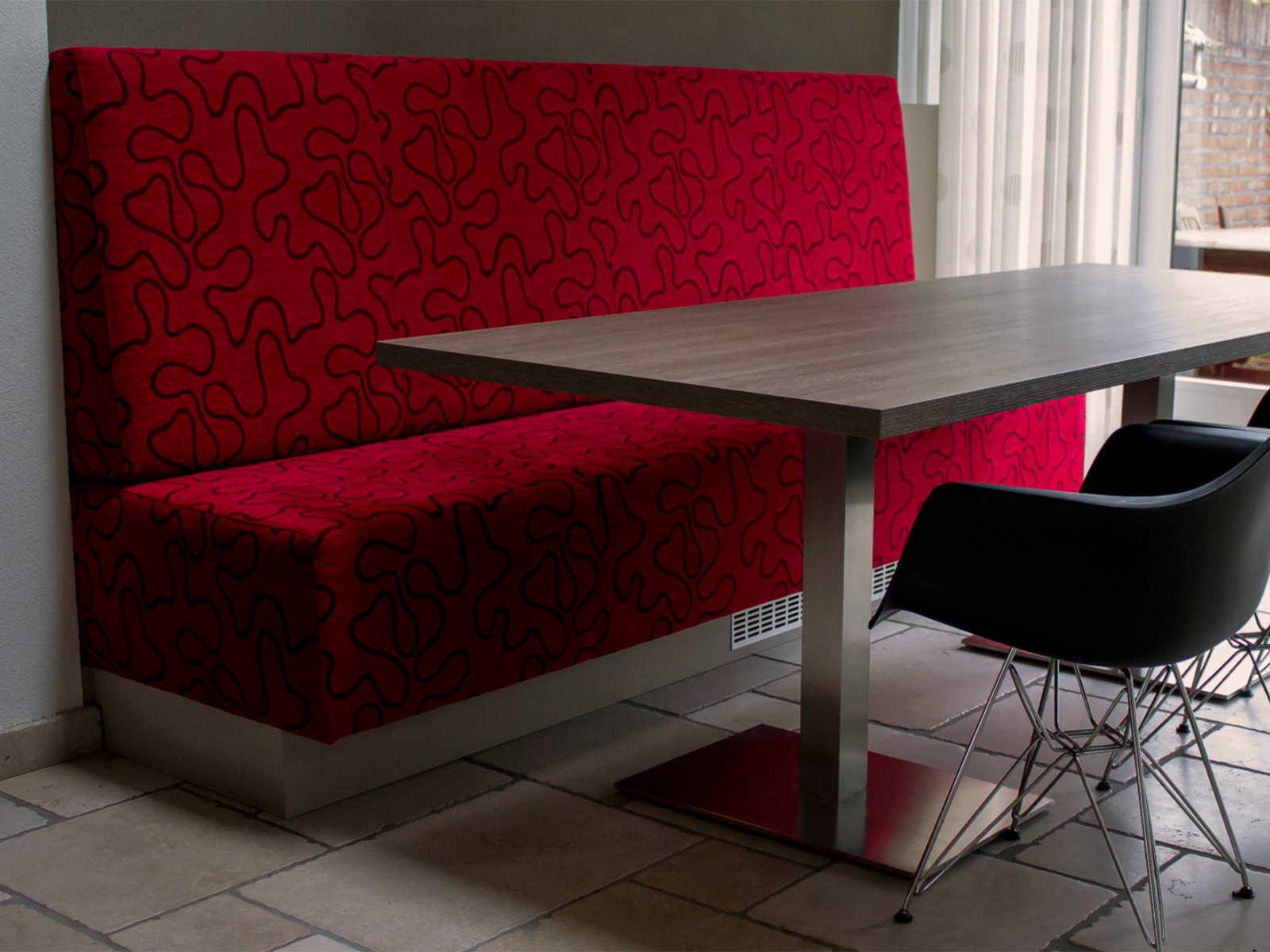 15060 Laurijssen zitbank met tafel 1600-1200